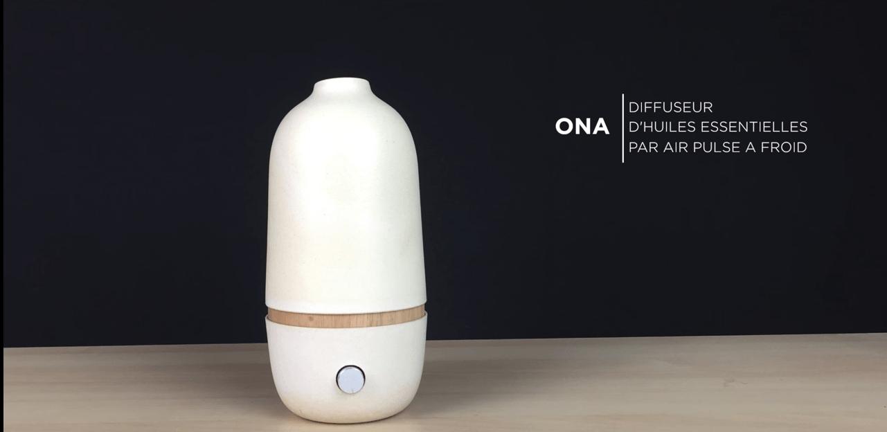Mode d'emploi Diffuseur d'huiles essentielles ONA by EKOBO